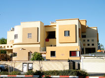 Or Yehuda Neve Rabin residential house 2010 Stock Photo