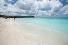 Yejele plaży eksploracja obraz royalty free