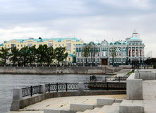 Yekaterinburg stockfotografie