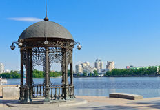 Yekaterinburg downtown Stock Images