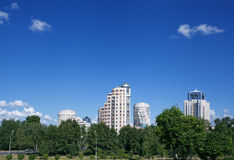 Yekaterinburg. Royalty Free Stock Photos