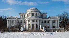 Yelagin palace Royalty Free Stock Image