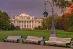 Yelagin palace in Petersburg, Russia Stock Photography