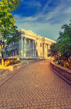 Yelagin palace in summer day Royalty Free Stock Photography