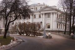 Yelagin-Palast, St Petersburg, Russland Lizenzfreie Stockfotos