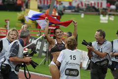 Yelena Isinbayeva Stock Photos