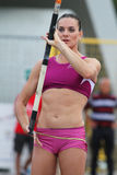 Yelena Isinbayeva Stock Photography