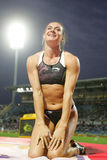 Yelena Isinbayeva Stock Photo