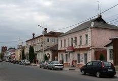 Yelets - η αρχαία πόλη στη Ρωσία Στοκ Εικόνες