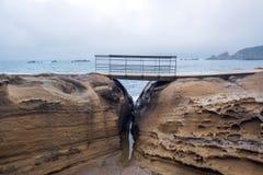 Yeliou Geopark Fotografering för Bildbyråer