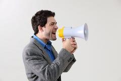Yelling Stock Photos