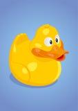 Yello_Duck_Vector Stock Image