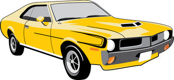 Yello Javelin Stock Photo