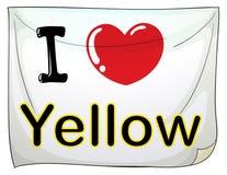 yellow Fotografia Royalty Free