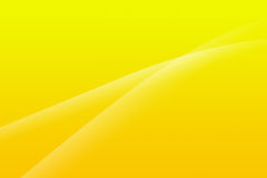 Yellow abstract background Stock Images