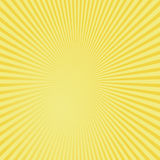Yellow abstract background. Vector art Royalty Free Stock Photo