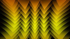 Yellow abstract background on the black strip Royalty Free Stock Images