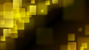 Yellow abstract background of blurry squares. Abstract background of blurry squares in yellow colors royalty free illustration