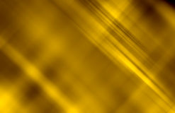 Yellow abstract background Stock Photography