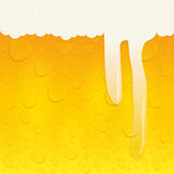 Yellow abstract background icon image Stock Photography