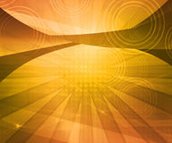 Yellow Abstract Background Image Royalty Free Stock Photo