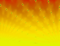 Yellow abstract background with mix color and line effect Royalty Free Stock Image
