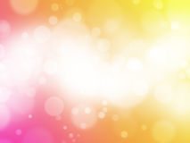 Yellow abstract  background Royalty Free Stock Image