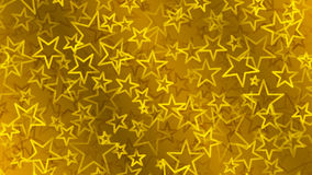 Yellow abstract background of small stars. Abstract background of small stars in yellow colors Royalty Free Illustration