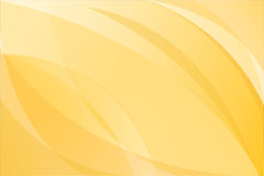 Yellow Abstract Background Vectors Stock Image