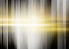 Yellow Abstract Futuristic Background Stock Photo