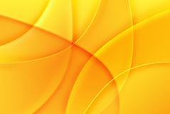 Yellow Abstract Illustration Royalty Free Stock Images