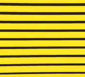 Yellow  abstract metal in englan london railing steel and backgr Royalty Free Stock Image