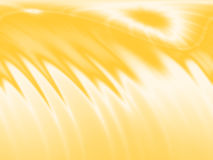 Yellow abstract texture. Yellow abstract and light texture for background Royalty Free Stock Images