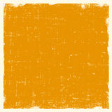 Yellow abstract vector background in grunge style Royalty Free Stock Image
