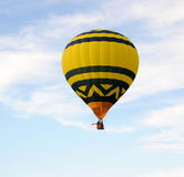 Yellow Air Balloon Royalty Free Stock Images