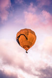 Yellow Air Balloon Royalty Free Stock Photo