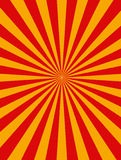 Yellow And Red Stripes Background Royalty Free Stock Image