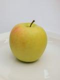 Yellow apple fruit Stock Photos