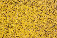 Yellow Asphalt Texture Stock Photos