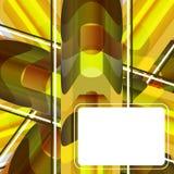 Yellow backgorund Royalty Free Stock Photo
