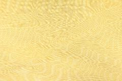 Yellow background. Background of yellow fabric forming structures Royalty Free Stock Images