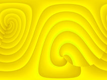 Yellow background. Yellow abstract futuristic background Stock Image