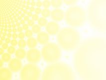 Yellow background. Abstract design light yellow background Stock Photography