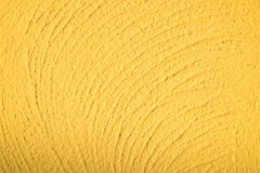 Yellow background. Yellow cement texture background wall royalty free stock photo