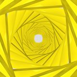 Yellow background 3d background. 3d rendering Royalty Free Stock Photos