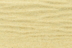 Yellow background of sand texture Royalty Free Stock Photo