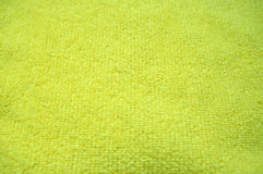 Yellow background, soft microfiber fabric. Yellow background, soft microfiber texture fabric Royalty Free Stock Images