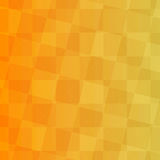 Yellow background with squares. Background of yellow squares.abstract Stock Images