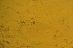 Yellow background texture Stock Images