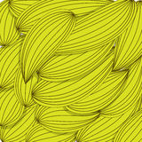 Yellow background Royalty Free Stock Photography